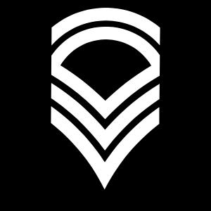 Sergeant Army Abzeichen