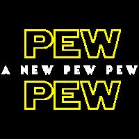 Eine neue Pew Pew