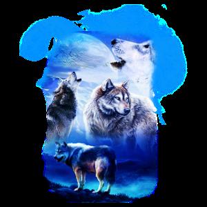 Phantasie Wolf Wölfe