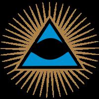 Allsehendes Auge, Dreieck, Auge Gottes, Magie