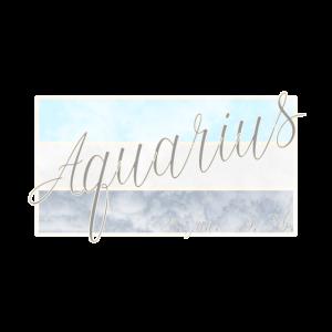 Aquarius / Wassermann Sternzeichen