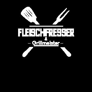 Fleischfresser und Grillmeister