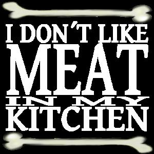 VEGAN VEGGIE I don´t like meat in my kitchen