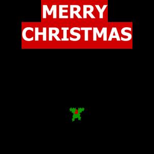 Frohe Weihnachten Mistelzweig