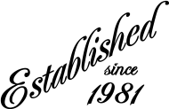 Jahrgang 1980 Geburtstagsshirt: Established since 1981