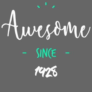 Awesome since 1928-