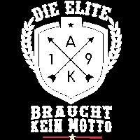 Die Elite braucht kein Motto! Abschlussklasse 2019
