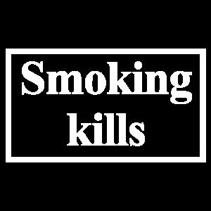 Smoking kills Zigaretten Rauchen tötet