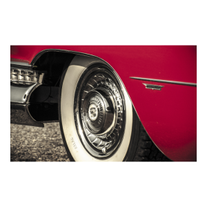 US Car Cadillac Eldorado Chrome