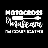 Motocross Mascara
