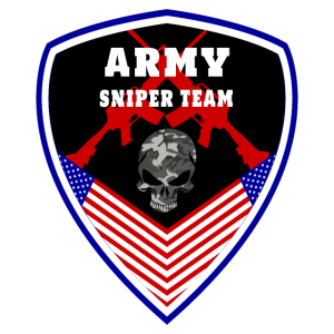 Army Sniper Team Militär Veteran Geschenk