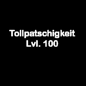 Tollpatschigkeit lvl 100
