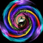 Yin Yang Cobra Spiral
