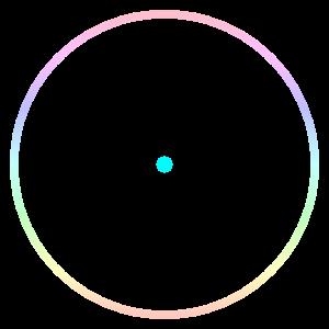 Kreis und Punkt