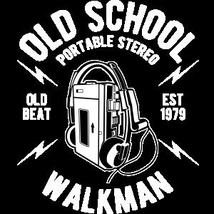 Old school Walkman
