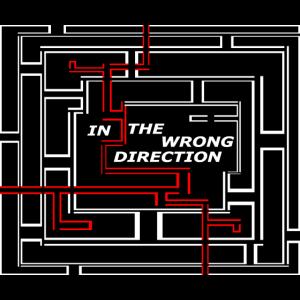 In falscher Richtung