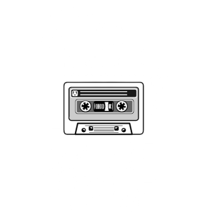 I'm a child of the 90s - Kassette Tape