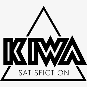 KIWA Satisfiction Black (Back Print)