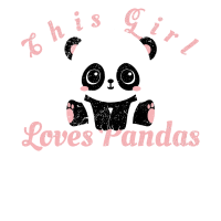 Ich liebe Pandas - Panda Love