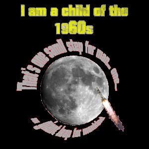 Mondlandung Geschenk Sputnik Apollo Nasa