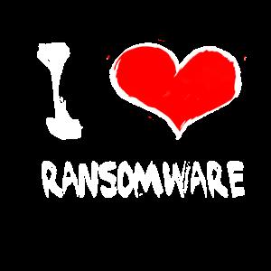 I love ransomware
