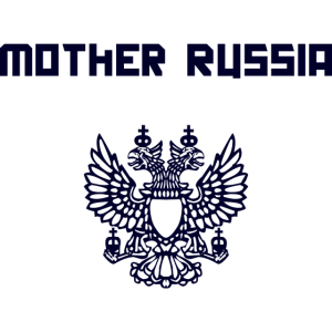 Mother Russia black