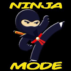 Ninja Mode KInder Bekleidung