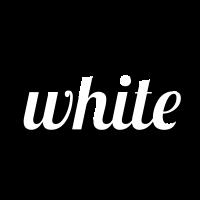 Schwarz-Weiß-Typografie