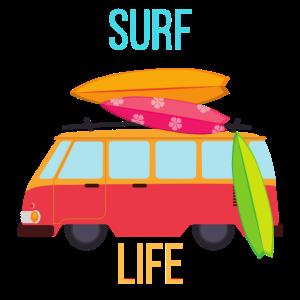 Surf Leben