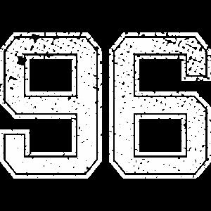 96 Sport College Highschool Football USA Geschenk