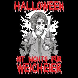 Halloween ist nichts für Weicheier