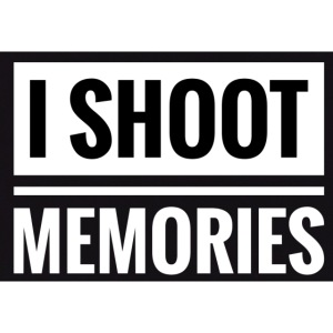 """I SHOOT MEMORIES"", BLACK EDITION"