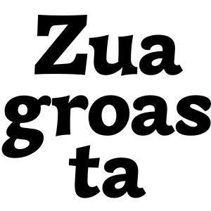 Zuagroasta (hochdeutsch: Zugereister)