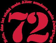 Jahrgang 1970 Geburtstagsshirt: 1972 - Jahrgang 72