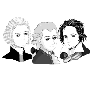 Bach - Mozart - Beethoven: I Love Classical Music