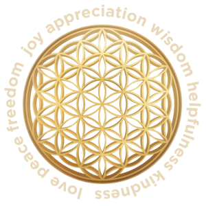 Flower of life 3D look