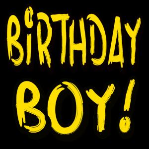 Birthday Boy Jungen Geburtstag Party T-Shirt