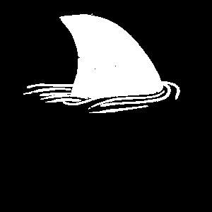 Papa Shark - Haifischflosse