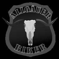 Allgäuer Biker Print, Motorradfahrer Allgäu