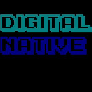 digital Native, Digitalisierung, Binärcode