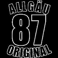 Allgäu Original 87 Print, Original Allgäuer
