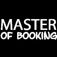 Booking Booker Geschenk