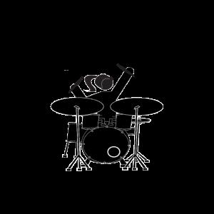 Schlagzeugerin / Drummer Girl / Schlagzeug / Queen