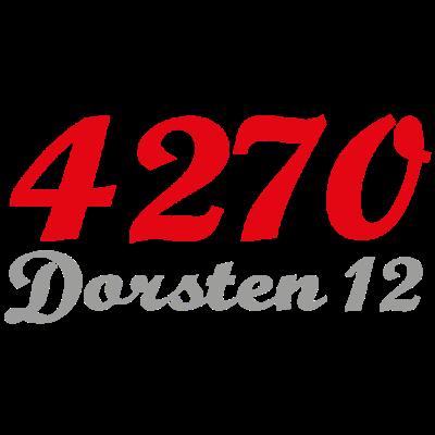 2018 4270 DORSTEN - LEMBECK DESIGN DORFKIND - Dorf,4270,Dorsten,Geschenkidee,Lembeck,46282,Dorfkind,Dorfdesign,Herrlichkeit