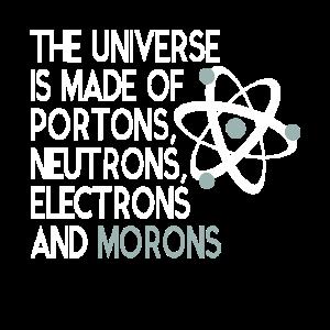 Wissenschaft the universe