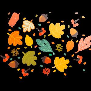 Herbst Blaetter