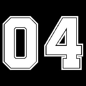 04 American Football trikot jersey Trikot