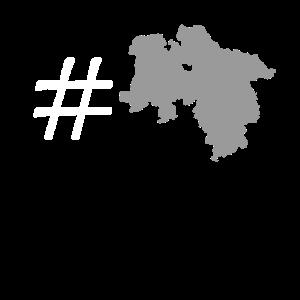 Hashtag Niedersachsen