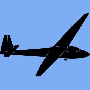 segelflugzeug ka6 Geschenk alt