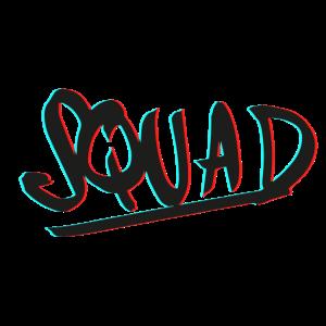 squad 3d look